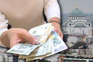 """SVAKI SEDMI RADNIK NA """"MINIMALCU"""" Najnižu platu u Srbiji prima 15 odsto radnika, duplo manje nego kod dva suseda, ali i SEDAM PUTA više nego u jednoj zemlji ex-SFRJ"""