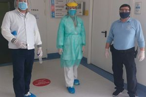 Na kardiologiji u Nišu pripremljena posebna sala za zbrinjavanje obolelih od korone sa akutnim infarktom miokarda