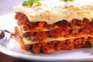 Recept za prave italijanske lazanje