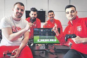 FUDBALSKI SAVEZ SRBIJE VICEŠAMPION EVROPE! Naša E-SELEKCIJA briljirala u virtuelnom fudbalu!