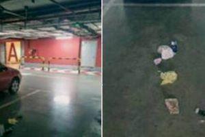 Beograđanin u garaži tržnog centra ostavio smeće iz auta i ljudi ne prestaju da ga osuđuju