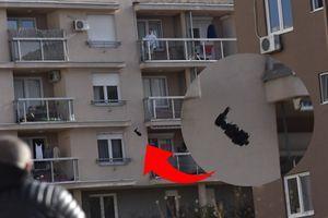 Suspendovan policajac koji je na Voždovcu SATIMA TERORISAO komšije dok je naoružan pretio sa terase