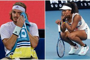 CRN DAN ZA FAVORITE U MELBURNU! Ispala šampionka, Raonić POČISTIO LUDU GLAVU tenisa i učinio uslugu Đokoviću!