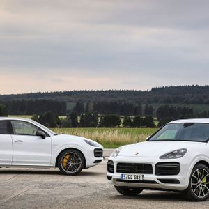 Porsche's new fastest SUV is a hybrid