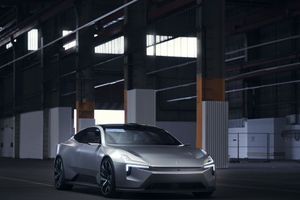 Polestar offers a sight in the future