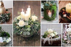 Zapalte svíčku na památku Vašich blízkých: Inspirace na krásné dušičkové svícny!
