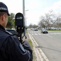 Na autoputu Beograd-Niš vozio 231 kilometar na čas