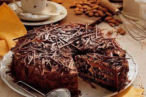 Божанствена чоколадна торта