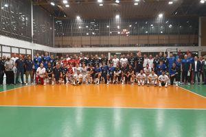 """Почео Међународни турнир у одбојци """"Меморијал великана"""""""