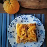 Πλούσια πορτοκαλόπιτα με φύλλο