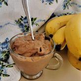 Πανεύκολο παγωτό μπανάνα κακάο