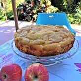Πηλιορείτικο κέικ με μήλα