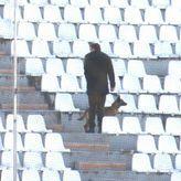 Φωτογραφίες από την έρευνα της αστυνομίας στο γήπεδο της Τούμπας