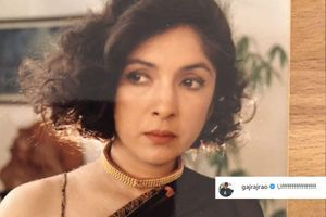 Neena Gupta floors Gajraj Rao with this pic