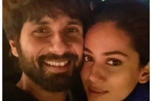 Mira wishes Shahid Kapoor on his birthday