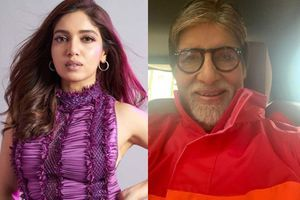 Amitabh asks Bhumi what 'Baller' means; read