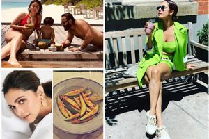 Pics: B-town celebs enjoying summer treats