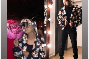 Tahira takes over Ayushmann's wardrobe