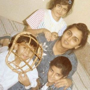 THIS childhood pic of Ranbir is pure gold