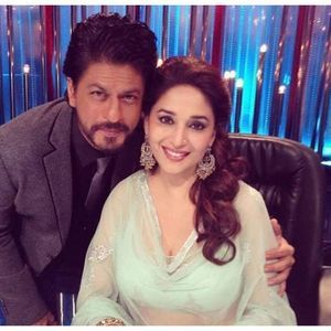 Madhuri on her favourite films of SRK