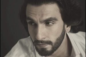 Ranveer shares a broody picture on Instagram