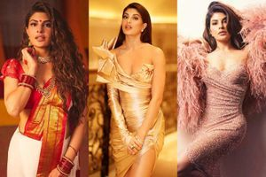 5 times Jacqueline stunned us with her looks