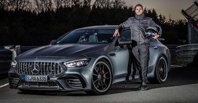 Mercedes-AMG GT 63 S postavio novi rekord na Nirburgringu (VIDEO)