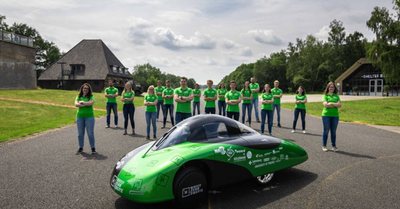 Automobil na vodonik predviđen da obori svetski rekord u autonomiji
