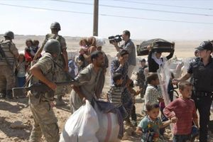 Να τι συμβαίνει με τους Κούρδους αυτή τη στιγμή (φωτο)