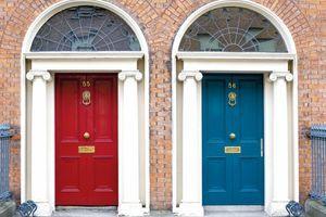 Boja ulaznih vrata otkriva mnogo o nama