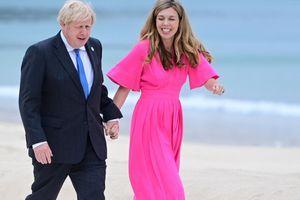 LEPE VESTI IZ LONDONA Boris Džonson i njegova supruga Keri očekuju drugu bebu