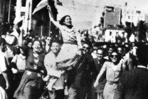 Απελευθέρωση της Αθήνας (βίντεο ντοκουμέντα)