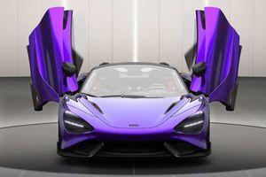 Kreirajte svoj McLaren 765LT Spider iz snova