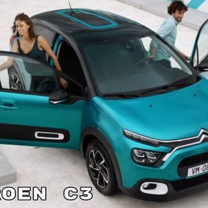 Citroen C3 has been updated