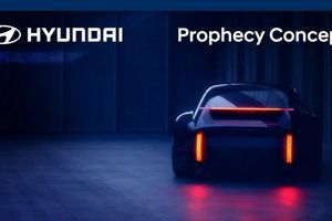 Prophesy, something special from Hyundai