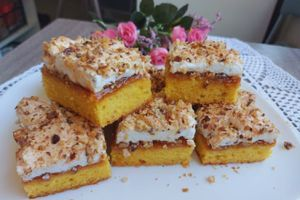 Bakina kuhinja: Starinski kolač sa džemom
