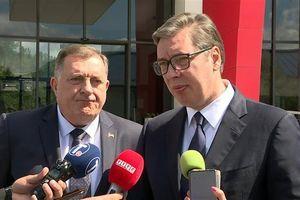Вучић: За четири српске општине у БиХ 10 до 12 милиона евра