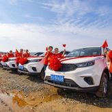 Εταιρεία έκανε δώρο χιλιάδες νέα αυτοκίνητα στους εργαζομένους της (video)