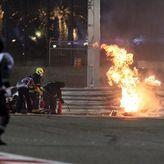 Φοβερό ατύχημα στη Formula 1: Εξερράγη το μονοθέσιο του Γκροζάν