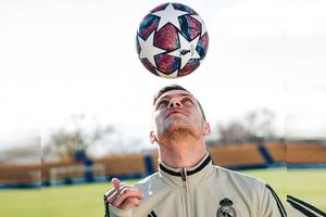 SPREMITE MARAMICE za ovog SRBINA! Emotivna scena svetske fudbalske zvezde u ulozi TATE u sred BEOGRADA (FOTO)