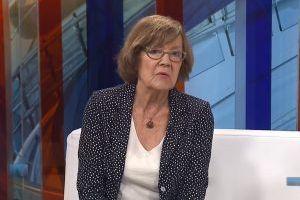 """Vesna Pešić: """"Nekako mi malo imponuje da u ovim godinama postanem tako velika državna opasnost…"""""""