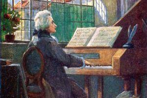 Prodata Mocartova partitura koju je napisao sa 16 godina iz privatne kolekcije Štefana Cvajga