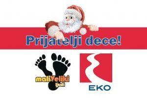 Kompanija EKO Serbia podržala humanitarnu akciju