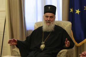 Patrijarh Irinej dobio nagradu Udruženja književnika: Zatražio je da mu se uruči u Patrijaršiji, nije prisustvovao dodeli