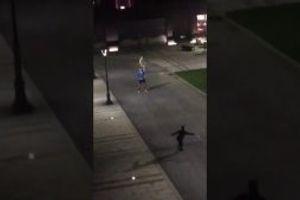 (VIDEO) Novak Đoković igra tenis između zgrada na Novom Beogradu: Prvi reket sveta i prvi reket naselja