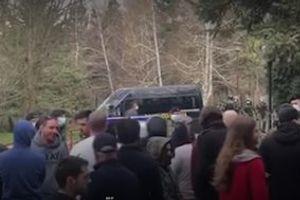Pobunili se građani u karantinu na Košutnjaku jer od petka čekaju rezultate testova, intervenisala žandarmerija