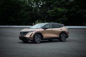 Nissan Ariya: potpuno električni coupé-crossover