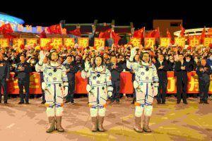 Kineski astronauti stigli na svemirsku stanicu: Planiraju da postave jedan svetski rekord