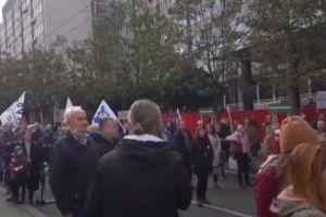 Protest građana ispred Republičkog javnog tužilaštva: Pred AKS protestovali advokati…