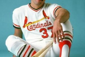 Keith Hernandez named to the St. Louis Cardinals Hall of Fame